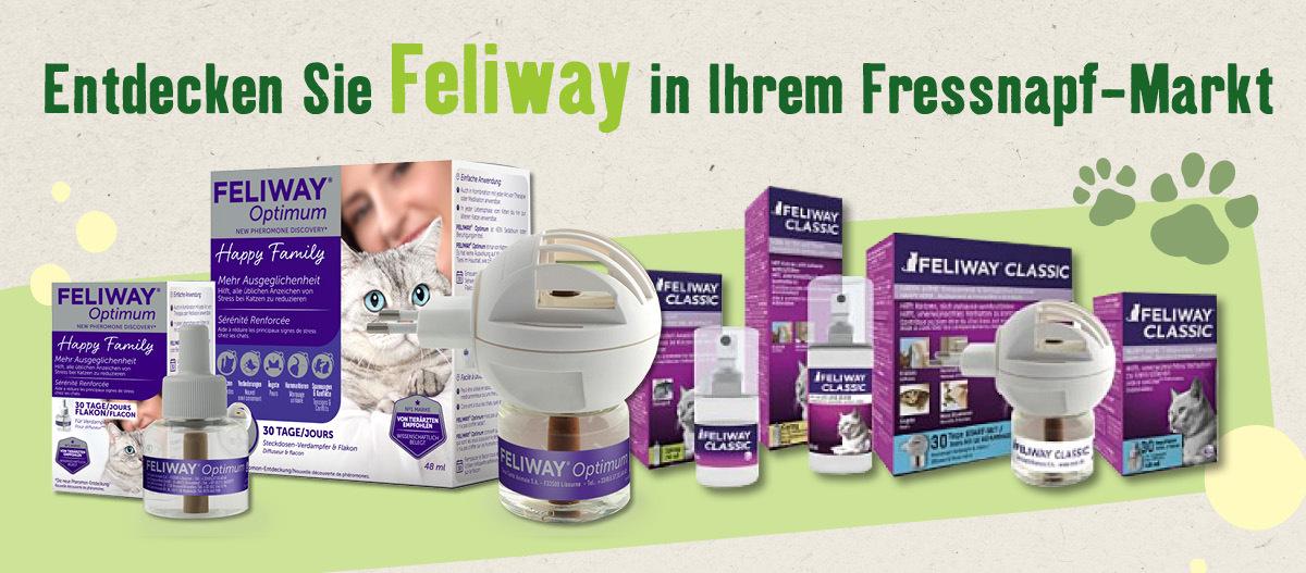 Feliway Produkte