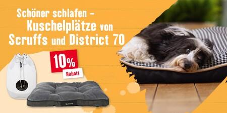 Schöner Schlafen - Kuschellplätze von Scruffs und District 70
