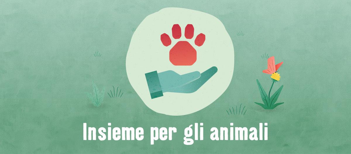 Insieme per gli animali Maxi Zoo Italia