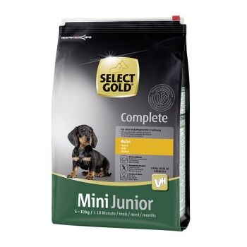 Complete Huhn Mini Junior 4kg