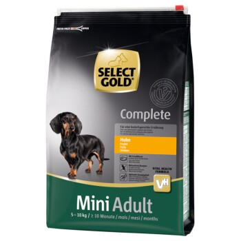 Complete Mini Adult Huhn 4kg
