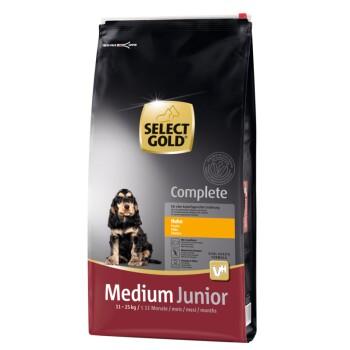 Complete Junior Medium Poulet 12kg