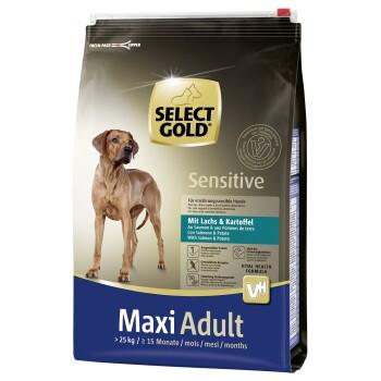 Sensitive Adult Maxi Lachs & Kartoffel 4kg