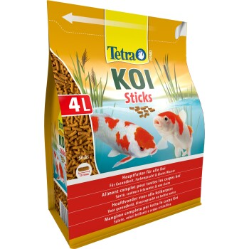 Pond Koi Sticks 4 Liter