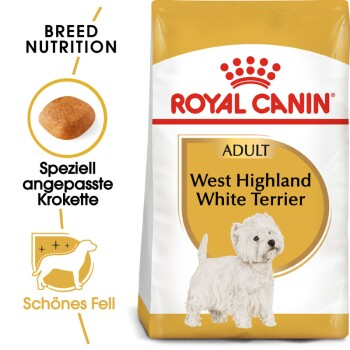 West Highland White Terrier Adult 1,5kg