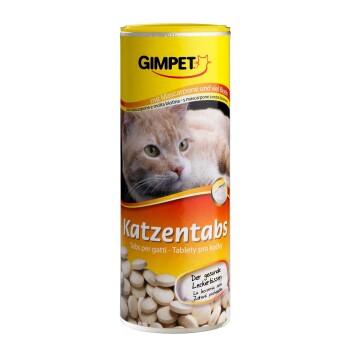 Gimpet Katzentabs Mascarpone + Biotin 350 Stk. (210g)