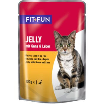 Multipack Jelly XXL 44x100 g