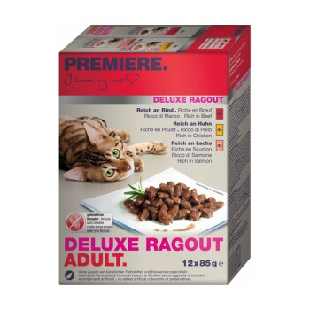 Deluxe Ragout Multipack 12x85g