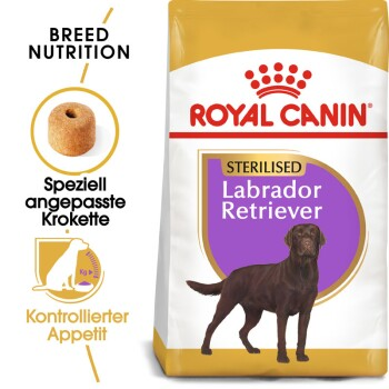 Labrador Adult Sterilisiert 12kg