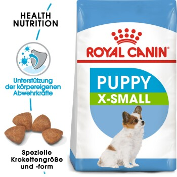 X-Small Puppy 3kg