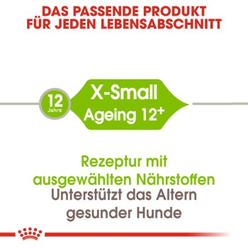 X-Small Ageing 12+ 2x1,5kg