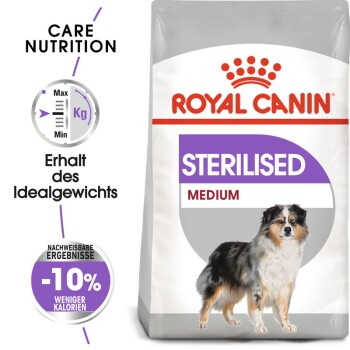 Sterilised Medium 3kg
