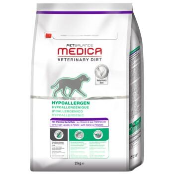 Medica Hypoallergen Pferd & Kartoffeln 2kg