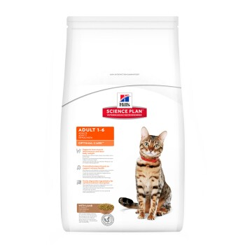 Feline Adult Optimal Care_mit Lamm_2kg_F.png
