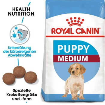 Medium Puppy 15kg