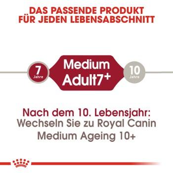Medium Adult 7+ 4kg