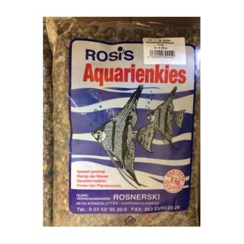 Rosnerski Aquarienkies 5-8mm 5kg rot