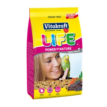 Life Power of Nature Sittiche 800g
