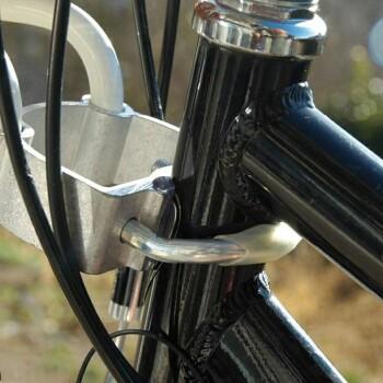 Przedni kosz do roweru