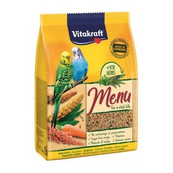 Sittich Perle Premium / Sittich Premium Menü 3kg