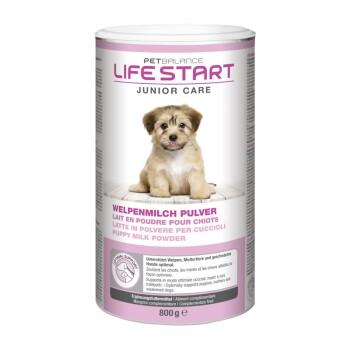 Life Start Welpenmilch Pulver 800g
