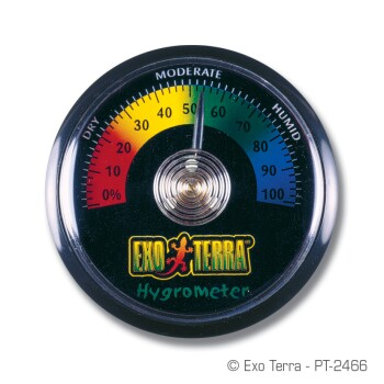 Hygrometer Rept-O-Meter