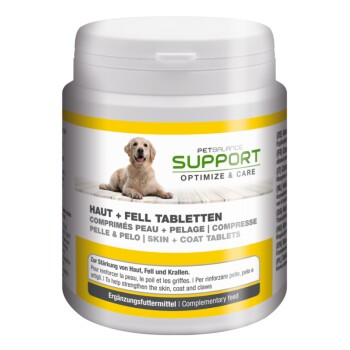 Support Compresse pelle + pelo 130 g