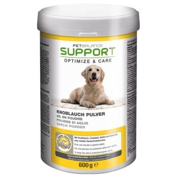 Support Knoblauch Pulver 600g
