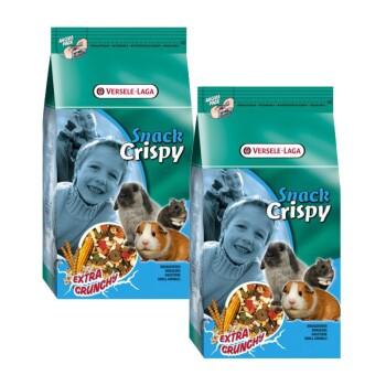 Snack Crispy Sparpaket 2x10kg