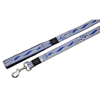 Leine Reflective blau XL