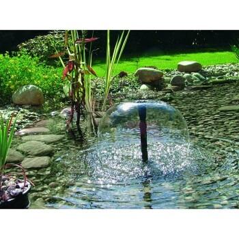 Pompes pour jeu d'eau Pontec Pondovario 1000l/h