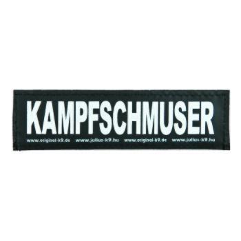 Klettsticker L Kampfschmuser