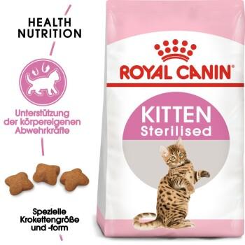 Kitten Sterilised 2kg