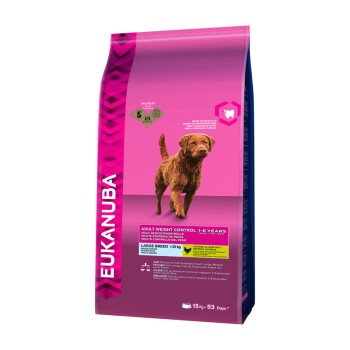 Adult Weight Control Large Breed 15kg