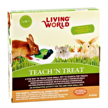 Living World Tach-n-Treat 3 in 1 Spielzeug