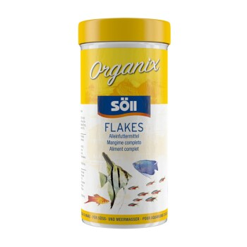 Organix Flakes 490ml