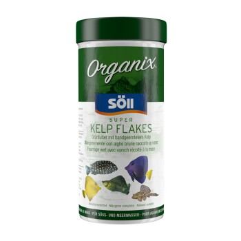 Organix Super Kelp Flakes 490ml