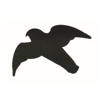 Greifvögel Silhouetten Aufkleber