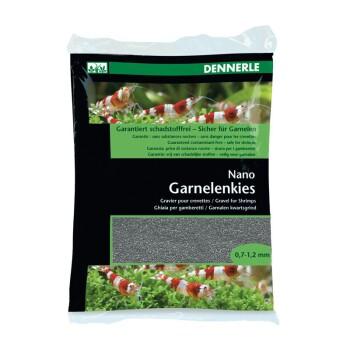 Nano Garnelenkies 2kg Arkansas grau