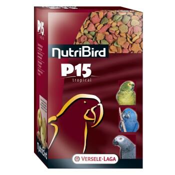 NutriBird P 15 tropical 1kg