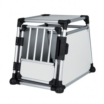 Transportbox Aluminium M