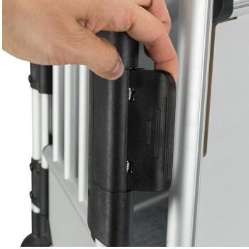 Transportbox Aluminium M-L