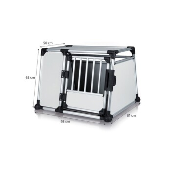 Transportbox Aluminium L