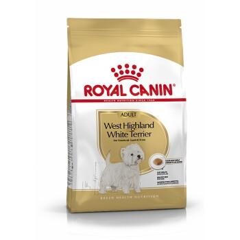 West Highland White Terrier Adult 3kg