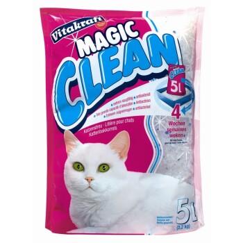 Magic Clean Katze 5 Liter