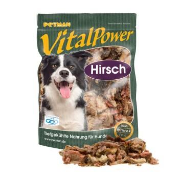 Anti-Allergie-Paket Lamm, Geflügel, Hirsch 6kg, 6 Beutel à 1kg