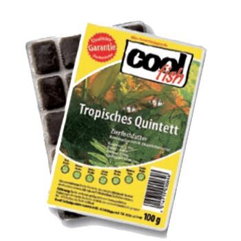 Tropisches Quintett 1,5 kg, 15 Blister á 100 g