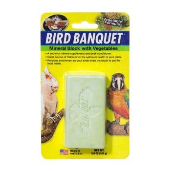 Bird Block Vegetable Formula 142g