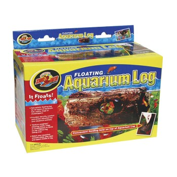 Zoo Med Floating Aquarium Log M