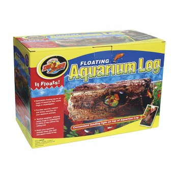 Zoo Med Floating Aquarium Log L